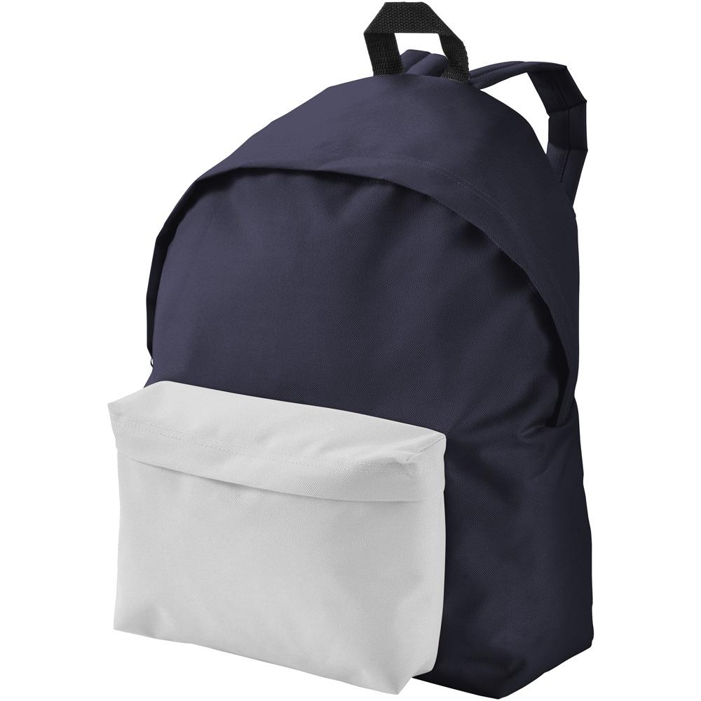 1dc0ac854966 Рюкзак «Urban», цвет темно-синий оптом под нанесение логотипа от ...