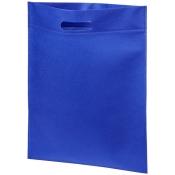 a7ce14c67113 Большая просторная нетканая сумка-тоут для конференций, ярко-синий