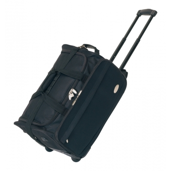 Сумка дорожная «Airpack», цвет черный
