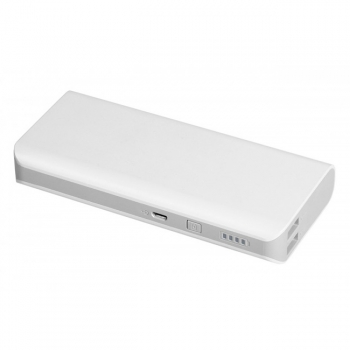 Зарядное устройство «Moss» на 11000mAh, цвет белый
