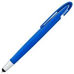 Пластиковая ручка-стилус «Rio», цвет синий