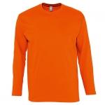 Футболка Sol's «Monarch», цвет оранжевый