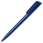 Пластиковая ручка «York», цвет синий