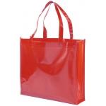 2ef8b31b60b7 Ламинированная сумка-шоппер Alloy, медно-красный оптом под нанесение ...