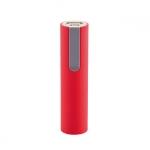 Зарядное устройство «Soft Touch» на 2200mAh, цвет красный